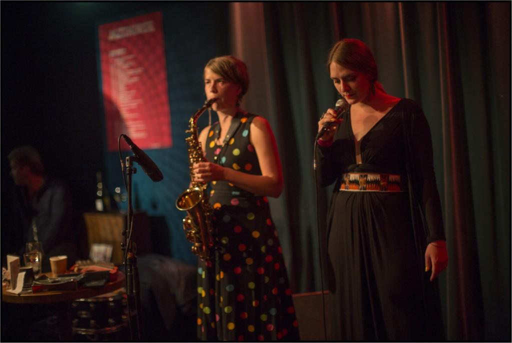 Kovacs & Dyberg LIve in Jazzhouse